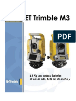 Trimble Manual Radiacion