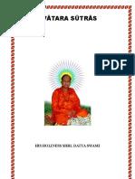Avatar a Sutras