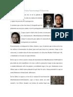 Ficha Fotomontaje El Exorcista
