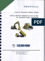 242397865 Proposal Pinjaman Modal Kerja
