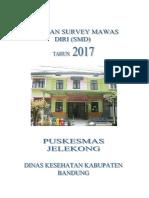 Laporan SMD PKM Jelekong 2018