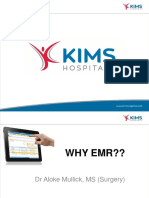 Why EMRs