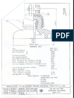 Insulator Ansi 52-2