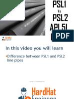 Psl1 vs Psl2