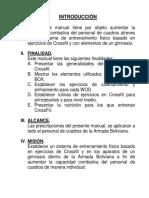 Manual de Crossfit