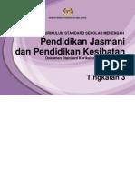 2 dskp kssm pendidikan jasmani dan pendidikan kesihatan tingkatan 3