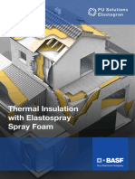 BROSURA - Thermal Insulation With Elastospray