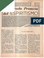 Promesa Espiritismo