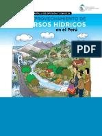 Uso y aprovechamiento de recursos hídricos en el Perú.pdf