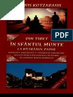 Din Tibet in Sf. Munte La Pr. Paisie
