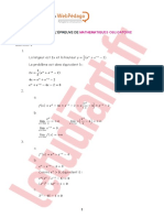 Bac s 2018 Maths Obligatoire Corrige