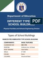 Diff Types of Schoolbuilding