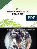 CAA. Tema 1. El Medio Ambiente