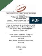 Proyecto de Tesis Isabel Jasmina 2017
