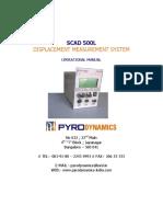 Scad500l Manual
