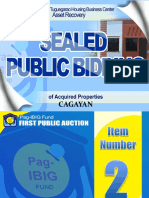 Properties for Bidding