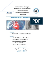 Enfermedades Cardiovasculares - Grupo 2 - Subgrupo 3 - Imagenología i