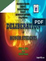 Cover Deliberation