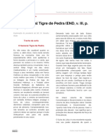27 o General Tigre de Pedra End v III p 215217