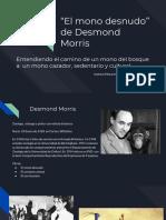 Mono Desnudo, Desmond Morris