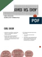 Los Dragones Del Eden, Carl Sagan