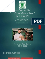 La Vida Maravillosa, S. J. Gould