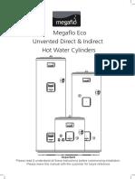 Megaflo Eco Installation Manual