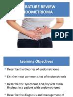 Literature Review Endometrioma