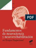 Fundamentos de neurociencia y neurorrehabilitación en Terapia Ocupacional - F. Javier Cudeiro Mazaira.pdf