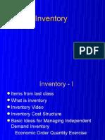 19 Inventory