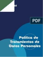 Politica Tratamiento Datos Personales