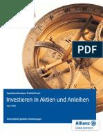 PortfolioPraxis Investieren in Aktien u Anleihen