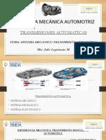 Sistema Mecanico Caja