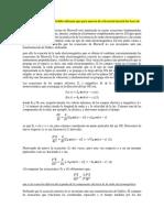 Ecuacuion Invariable de Lorenz
