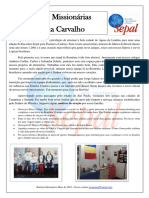 Boletim Informativo Maio 2018