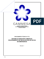PROCEDIMIENTO TÉCNICO N° PT-3