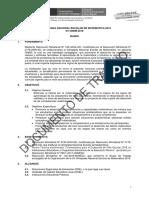 BASES de LA ONEM 2018 23 Documento de Trabajo