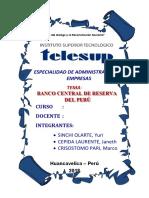 Banco de Reserva Peru
