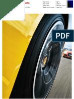 """NOVO ALPINE A110 FRENTE AO PORSCHE 718 CAYMAN S E AUDI TT RS NA """"TURBO"""""""