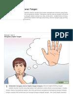 3 Cara Untuk Mengetahui Ukuran Tangan - WikiHow