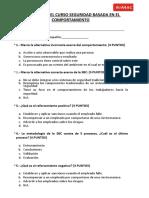 Examen SBC