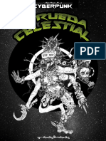 Cyberpunk La Rueda Celestial