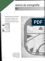 HARLEY, J B. a Nova Historia Da Cartografia
