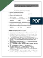 Composition Du 2nd Semestre de Sciences Physiques Tl12