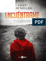 Encuentrame - Gilly Macmillan