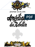 Golon, Anne - Angelique 4 - Angelique Die Rebellin