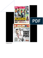 El Impacto de Peru