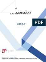GUÍA N°4. VOLUMEN MOLAR