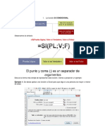 Guia 6 Funcion SI Excel