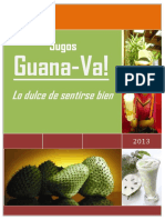Guana-Va! Trabajo Final Marketing 2